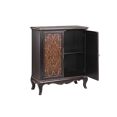 Stein World Jamie Cabinet 2 Door Accent Cabinet
