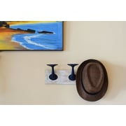 ArtisanalCreations Whale Tail Wall Hook Rack