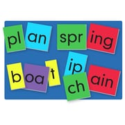 Patch Products Word Bits - Pocket Chart Card Set