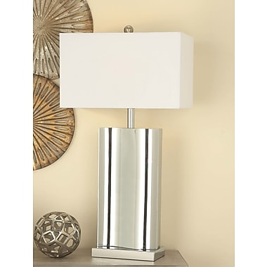 Cole & Grey Metal 29'' Table Lamp