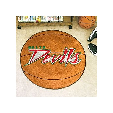 FANMATS NCAA Mississippi Valley State University Basketball Mat