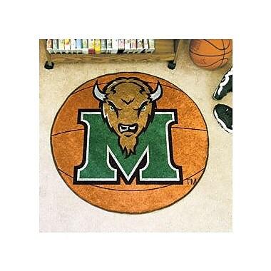 FANMATS NCAA Marshall University Basketball Mat