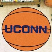 FANMATS NCAA University of Connecticut Basketball Mat