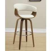 Wildon Home   39'' Bar Stool; Ecru