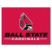 FANMATS NCAA Ball State University All Star Mat