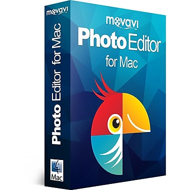 Movavi Photo Editor for Mac 4 Personal Edition (MPEM4PE-ESD) [Download]
