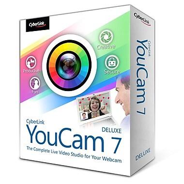 Cyberlink YouCam 7 Deluxe (YUC-0700-IWX0-00) [Download]