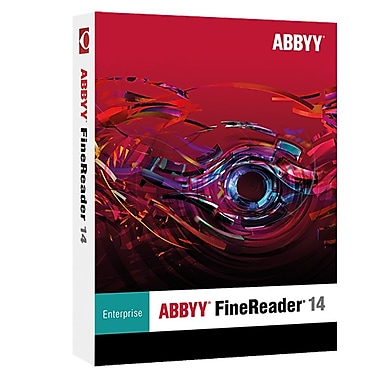 ABBYY FineReader 14 Enterprise Upgrade (FREUW14E) [Download]