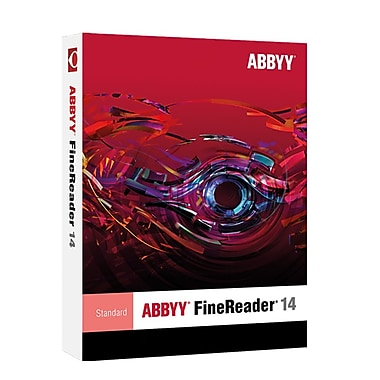 ABBYY FineReader 14 Standard (FRSFW14E) [Download]