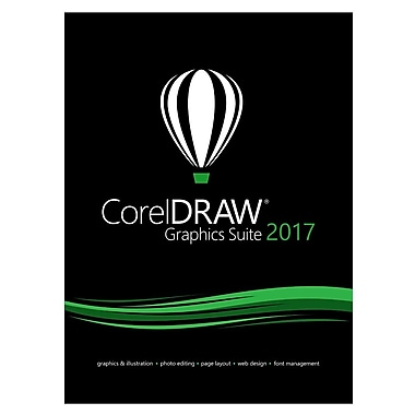 CorelDRAW Graphics Suite 2017 Education Edition [Download]