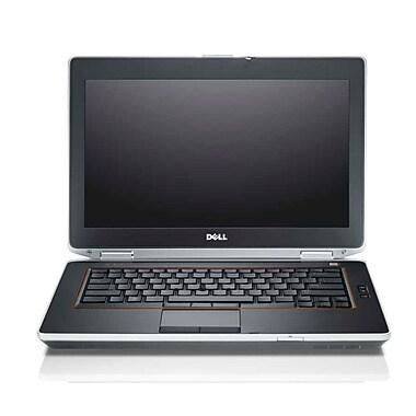 Dell - Portatif Latitude E6420 14 po remis à neuf, 2,7 GHz Intel Core i7-2620, SSD 128 Go, 8 Go DDR3, Windows 10 Pro