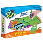 Cut-It-Out – Marqueurs Design Studio, 14 x 2,3 x 11,8 (po)