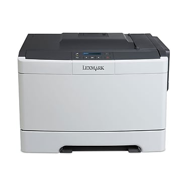 Lexmark – Imprimante laser couleur simple fonction CS317dn, (28CC050)