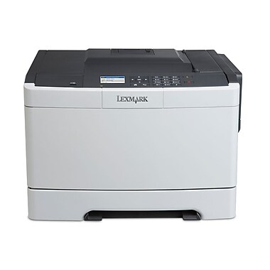 Lexmark – Imprimante laser couleur simple fonction CS417dn, (28DC050)