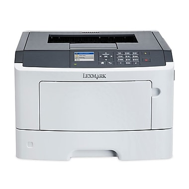 Lexmark™ MS517DN Single-Function Monochrome Laser Printer