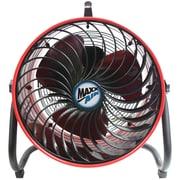 MaxxAir High Velocity Turbo Floor Fan by