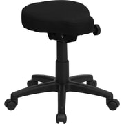 Offex Saddle Seat Height Adjustable Utility Stool