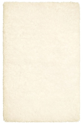 Vista Living Claudia Ivory Area Rug; Rectangle 3'6'' x 5'6''