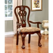 Astoria Grand Christon Traditional Arm Chair (Set of 2)