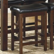 GlobalTradingUnlimited Fossil 24'' Bar Stool (Set of 2)
