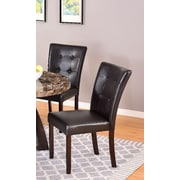 GlobalTradingUnlimited Fossil Parsons Chair (Set of 2)