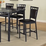 Best Quality Furniture Counter Height Side Chair (Set of 4)