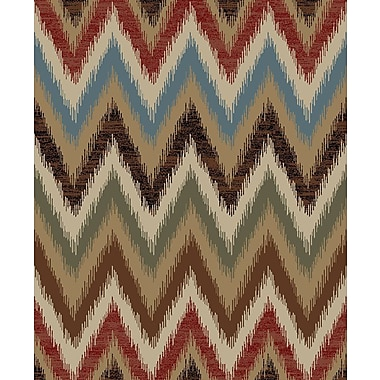 Mayberry Rug Hearthside Reverb Lodge Multi Area Rug; 7'10'' x 9'10''