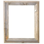 Union Rustic Rustic Reclaimed Barn Wood Open Picture Frame
