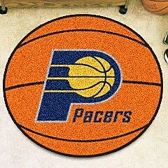 FANMATS NBA - Indiana Pacers Basketball Doormat