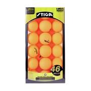 Stiga Stiga Table Tennis Balls; Orange