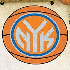 FANMATS NBA - New York Knicks Basketball Doormat