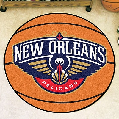 FANMATS NBA - New Orleans Pelicans Basketball Doormat