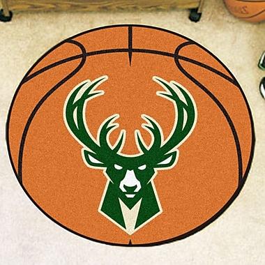 FANMATS NBA - Milwaukee Bucks Basketball Doormat