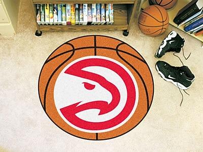 FANMATS NBA - Atlanta Hawks Basketball Doormat