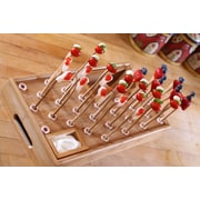 Symple Stuff 30 Piece Bamboo Appetizer Serving Tray Set