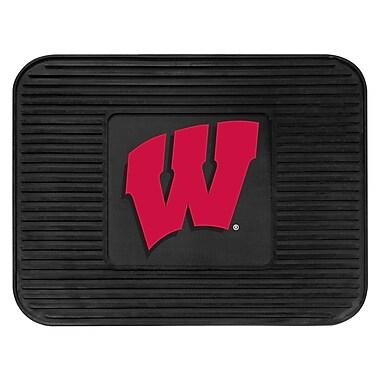 FANMATS NCAA University of Wisconsin Utility Mat