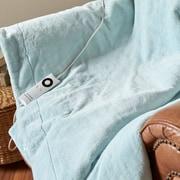 Berkshire Blanket Intellisense  Electric Throw; Spa Blue