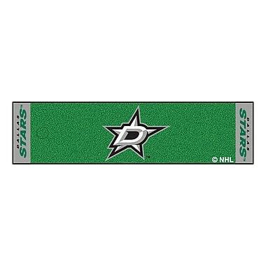 FANMATS NHL - Dallas Stars Putting Green Doormat