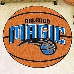FANMATS NBA - Orlando Magic Basketball Doormat