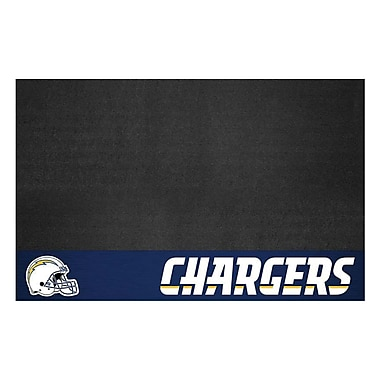 FANMATS NFL - San Diego Chargers Grill Mat