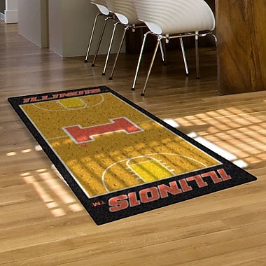 FANMATS NCAA University of Illinois NCAA Basketball Runner
