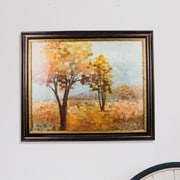 CYRG 'Distant Mountain I' Framed Painting Print