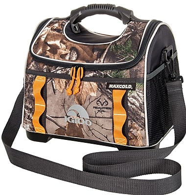 Igloo 18 Can RealTree Playmate Gripper Xtra Cooler