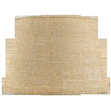 Fenchel Shades 14'' Linen Empire Lamp Shade