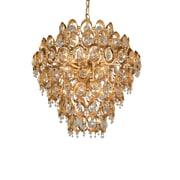 Y Decor 12 Light Crystal Chandelier