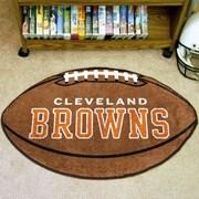 FANMATS NFL - Cleveland Browns Football Mat