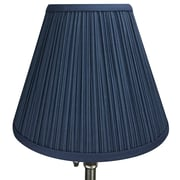 Fenchel Shades 10'' Empire Lamp Shade; Navy