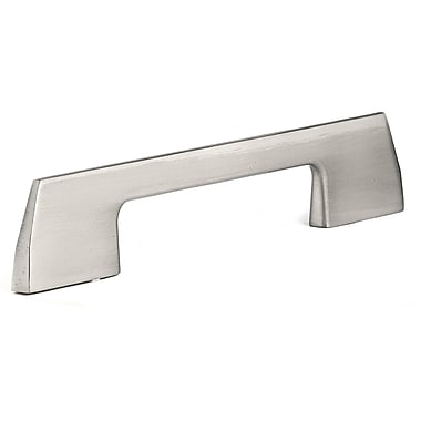 Richelieu 5 1/32'' Center Bar Pull; Brushed Nickel