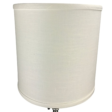 Fenchel Shades 10'' Linen Drum Lamp Shade