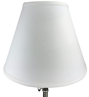 Fenchel Shades 14'' Linen Empire Lamp Shade